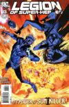 Legion of Super-Heroes #13 comic books - cover scans photos Legion of Super-Heroes #13 comic books - covers, picture gallery