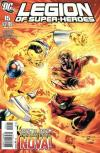 Legion of Super-Heroes #15 comic books - cover scans photos Legion of Super-Heroes #15 comic books - covers, picture gallery