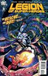 Legion of Super-Heroes #3 comic books for sale