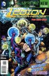 Legion of Super-Heroes #13 Comic Books - Covers, Scans, Photos  in Legion of Super-Heroes Comic Books - Covers, Scans, Gallery