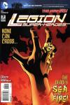 Legion of Super-Heroes #7 comic books for sale