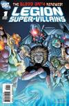 Legion of Super-Villains #1 comic books for sale