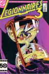 Legionnaires Three #3 comic books for sale