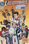 Legionnaires comic books