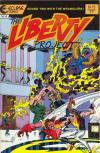 Liberty Project #4 cheap bargain discounted comic books Liberty Project #4 comic books