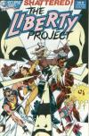 Liberty Project #8 comic books - cover scans photos Liberty Project #8 comic books - covers, picture gallery