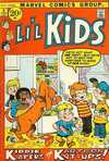 Li'l Kids #4 comic books - cover scans photos Li'l Kids #4 comic books - covers, picture gallery