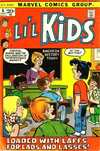 Li'l Kids #6 comic books - cover scans photos Li'l Kids #6 comic books - covers, picture gallery