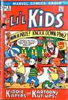 Li'l Kids #8 comic books - cover scans photos Li'l Kids #8 comic books - covers, picture gallery