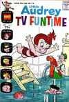 Little Audrey TV Funtime comic books