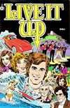 Live It Up comic books
