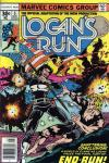 Logan's Run #5 comic books for sale