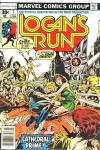 Logan's Run #7 comic books for sale