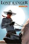 Lone Ranger #14 comic books - cover scans photos Lone Ranger #14 comic books - covers, picture gallery