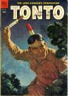 Lone Ranger's Companion Tonto #17 Comic Books - Covers, Scans, Photos  in Lone Ranger's Companion Tonto Comic Books - Covers, Scans, Gallery