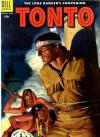 Lone Ranger's Companion Tonto #18 comic books - cover scans photos Lone Ranger's Companion Tonto #18 comic books - covers, picture gallery