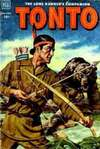 Lone Ranger's Companion Tonto #5 comic books for sale