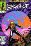 Longshot # comic book complete sets Longshot # comic books