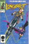 Longshot #2 Comic Books - Covers, Scans, Photos  in Longshot Comic Books - Covers, Scans, Gallery