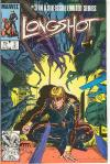 Longshot #3 comic books - cover scans photos Longshot #3 comic books - covers, picture gallery