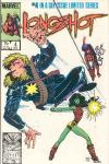 Longshot #4 comic books for sale