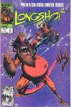 Longshot #5 comic books - cover scans photos Longshot #5 comic books - covers, picture gallery