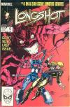 Longshot #6 Comic Books - Covers, Scans, Photos  in Longshot Comic Books - Covers, Scans, Gallery