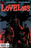 Loveless #18 comic books - cover scans photos Loveless #18 comic books - covers, picture gallery