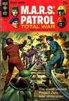 M.A.R.S. Patrol Total War #9 comic books for sale