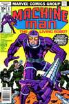 Machine Man comic books