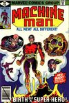 Machine Man #10 comic books for sale