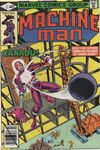Machine Man #13 comic books - cover scans photos Machine Man #13 comic books - covers, picture gallery
