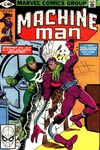Machine Man #14 comic books - cover scans photos Machine Man #14 comic books - covers, picture gallery