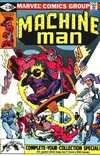 Machine Man #19 Comic Books - Covers, Scans, Photos  in Machine Man Comic Books - Covers, Scans, Gallery
