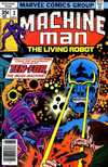 Machine Man #3 comic books for sale