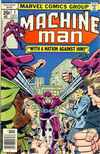 Machine Man #7 comic books - cover scans photos Machine Man #7 comic books - covers, picture gallery