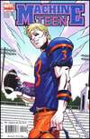 Machine Teen #2 comic books - cover scans photos Machine Teen #2 comic books - covers, picture gallery