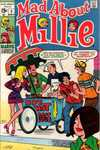Mad About Millie #5 comic books - cover scans photos Mad About Millie #5 comic books - covers, picture gallery