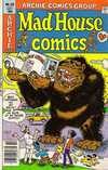 Mad House #122 comic books - cover scans photos Mad House #122 comic books - covers, picture gallery