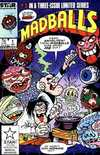 Madballs #1 Comic Books - Covers, Scans, Photos  in Madballs Comic Books - Covers, Scans, Gallery