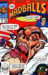 Madballs #10 Comic Books - Covers, Scans, Photos  in Madballs Comic Books - Covers, Scans, Gallery