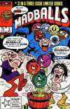 Madballs #3 Comic Books - Covers, Scans, Photos  in Madballs Comic Books - Covers, Scans, Gallery
