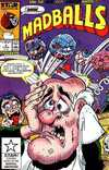 Madballs #4 comic books - cover scans photos Madballs #4 comic books - covers, picture gallery