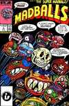 Madballs #5 Comic Books - Covers, Scans, Photos  in Madballs Comic Books - Covers, Scans, Gallery