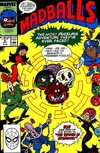 Madballs #9 Comic Books - Covers, Scans, Photos  in Madballs Comic Books - Covers, Scans, Gallery