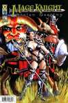 Mage Knight: Stolen Destiny #2 comic books - cover scans photos Mage Knight: Stolen Destiny #2 comic books - covers, picture gallery