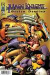 Mage Knight: Stolen Destiny #5 Comic Books - Covers, Scans, Photos  in Mage Knight: Stolen Destiny Comic Books - Covers, Scans, Gallery
