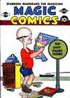 Magic Comics comic books