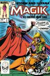 Magik #3 comic books for sale