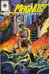 Magnus Robot Fighter #21 comic books - cover scans photos Magnus Robot Fighter #21 comic books - covers, picture gallery